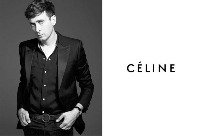 Hedi Slimane 確認加盟 Céline,同時為品牌開設新男裝系列!