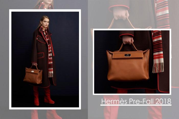 Hermès 推出年輕版的 Birkin 手袋,細節更時尚!
