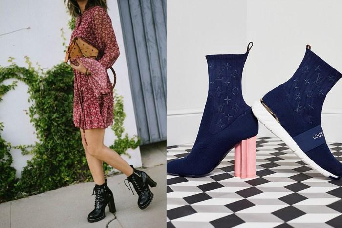2018 年第一雙要入手的鞋子!Louis Vuitton 的春夏系列讓你穿出幹練造型