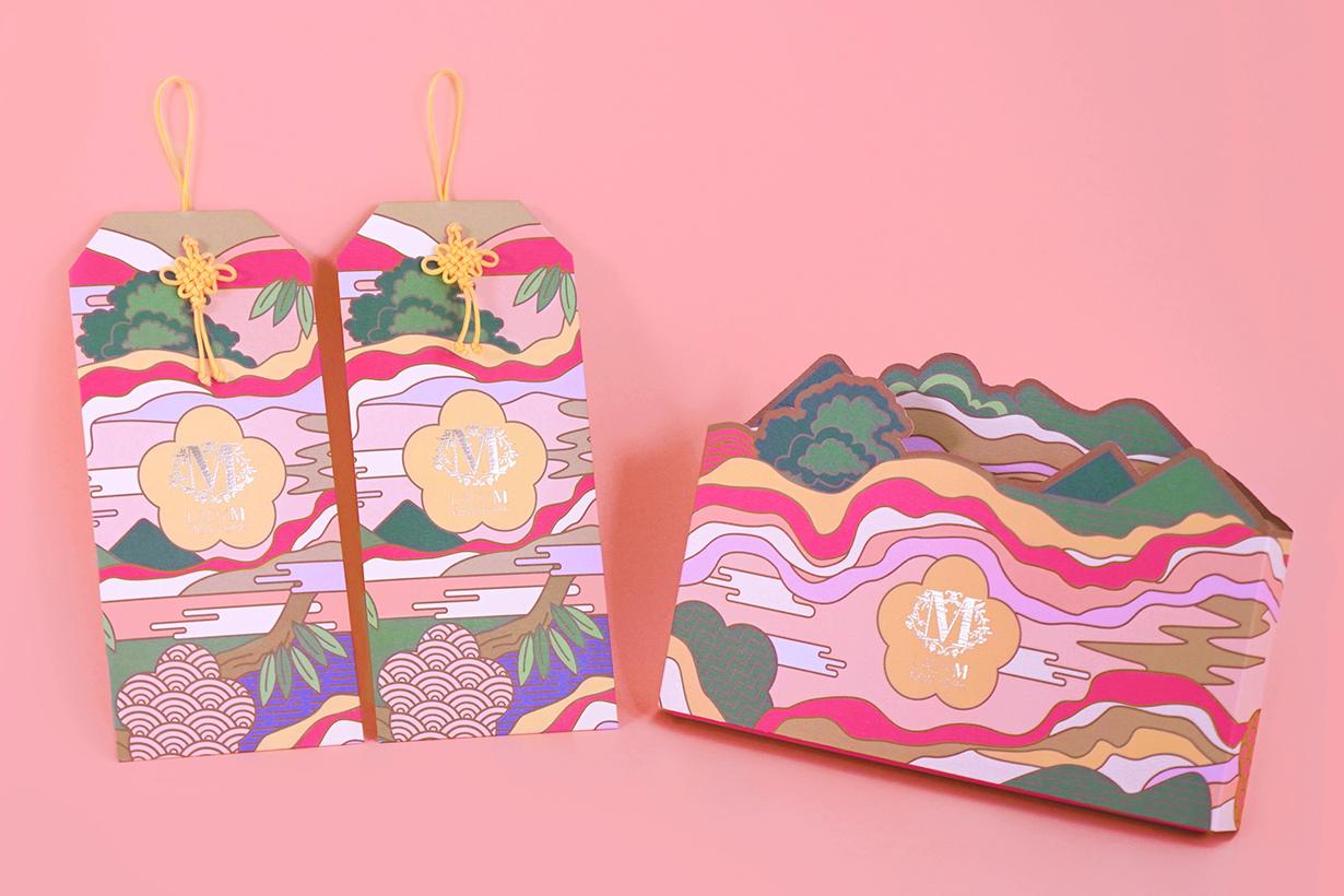 要去搶了 Lady M 的賀年糖果禮盒太耀眼了