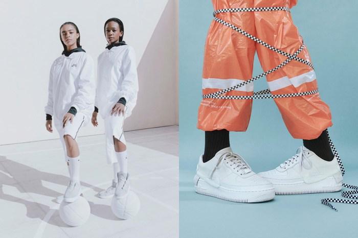 女生專屬的 Air Force 1 及 Air Jordan 1 :「Nike 1 Reimagined」系列由全女班設計師打造