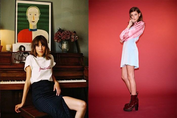 It Girl 元祖 Alexa Chung 再次出手!推出以音樂作主題,帶著英倫氣息的個人系列!