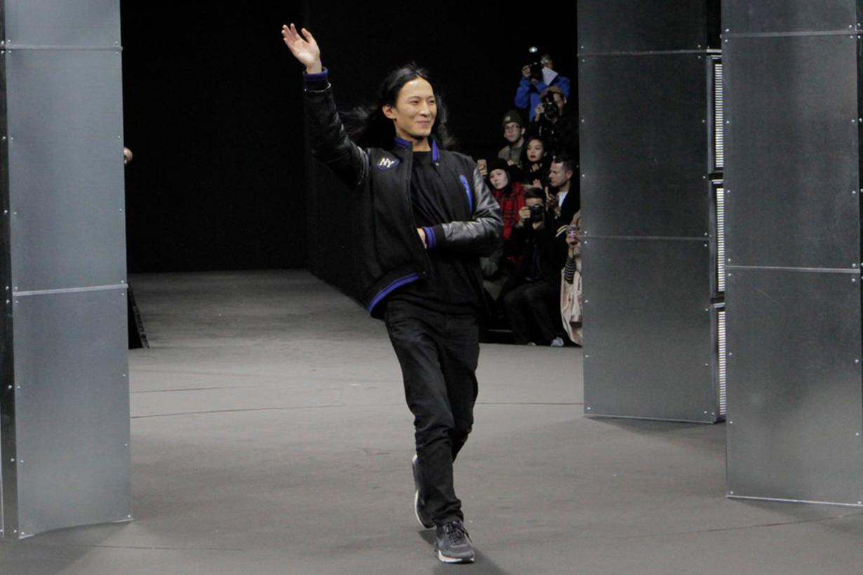 Alexander Wang 宣佈退出紐約時裝週