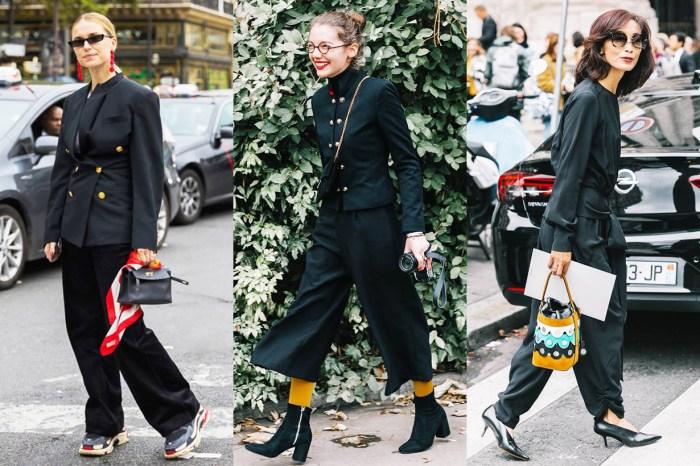 穿出黑色個性:這幾種取巧穿搭方式令你無懼 All Black 上班服!