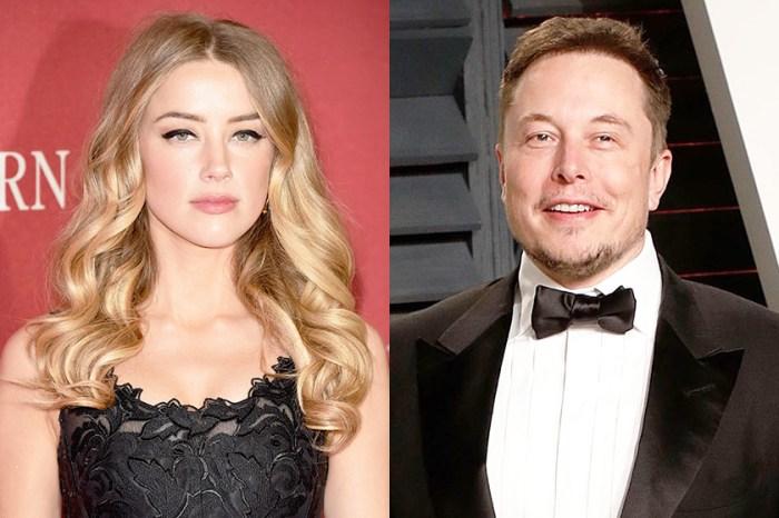 似乎是真的復合了!Amber Heard 被拍到與富豪 Elon Musk 手牽手共進晚餐