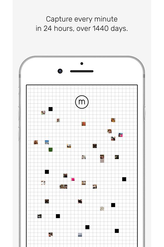 mi:nu:ti:ae 反社交 App