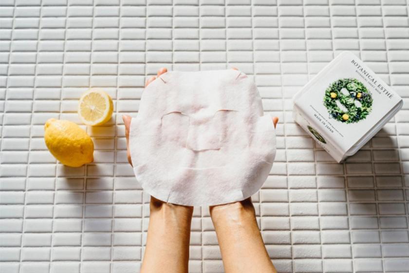 2018 必買日本藥妝 一分鐘懶人面膜 Botanical Sheet Mask Moist