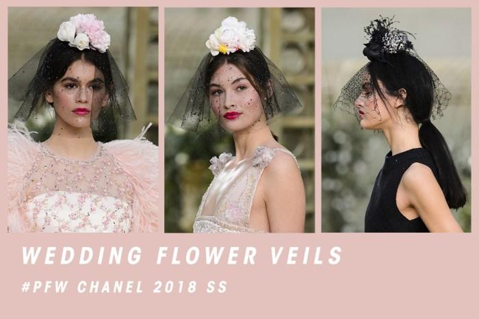 #PFW:如何做個優雅又不失時尚的新娘?就把 Chanel 天橋上的最新髮型用於婚禮上!