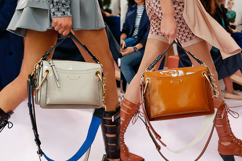 2018 春夏 Chloé 推出全新 Roy Bag 手袋系列