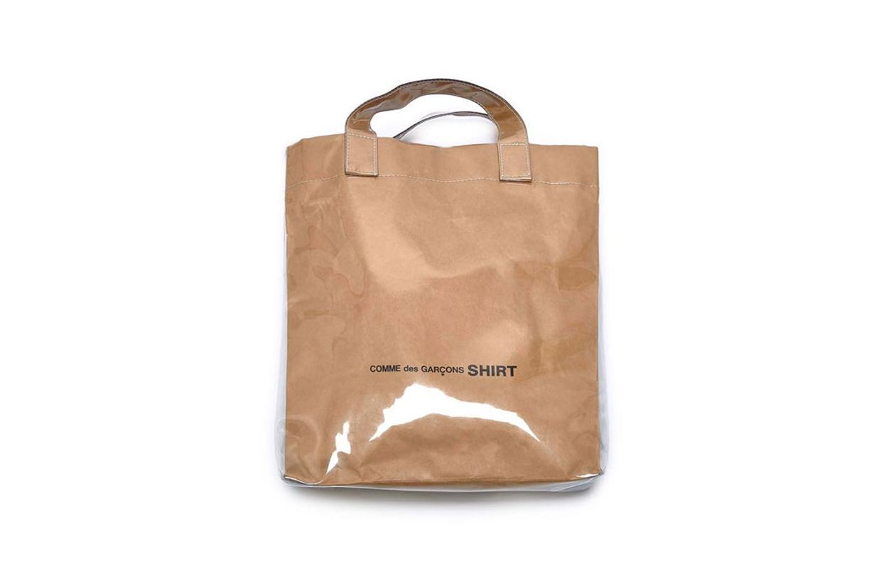 COMME des GARÇONS 的這款 紙袋  IT Bag  要載譽歸來了