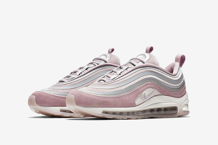 趕上 Dad Sneakers 熱潮 Nike 推出粉紅色版 Air Max 97  Ultra 17 Pink Blush