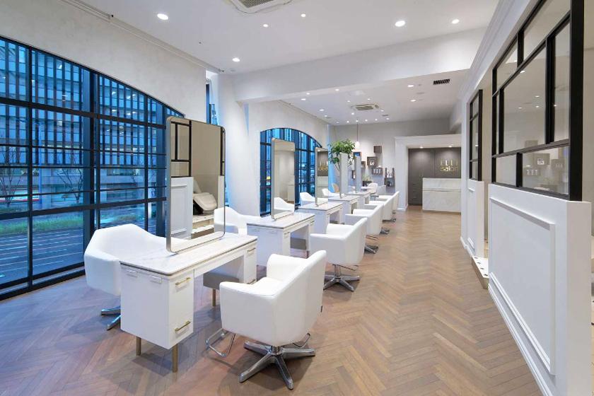 由 Elle 主理的髮型屋在大阪開幕  以後又多一個理由遊日本