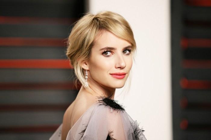 瀏海熱潮不滅!繼 Emma Watson 後,Emma Roberts 亦剪了眉上瀏海!