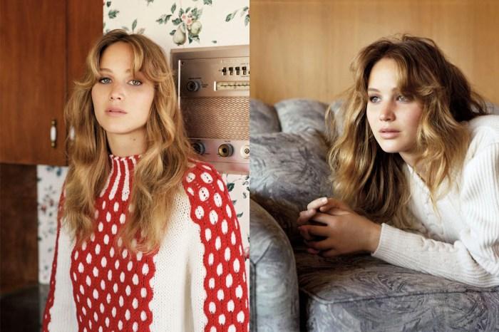 跟閨蜜約會該化什麼妝?讓 Jennifer Lawrence 為你專業示範!