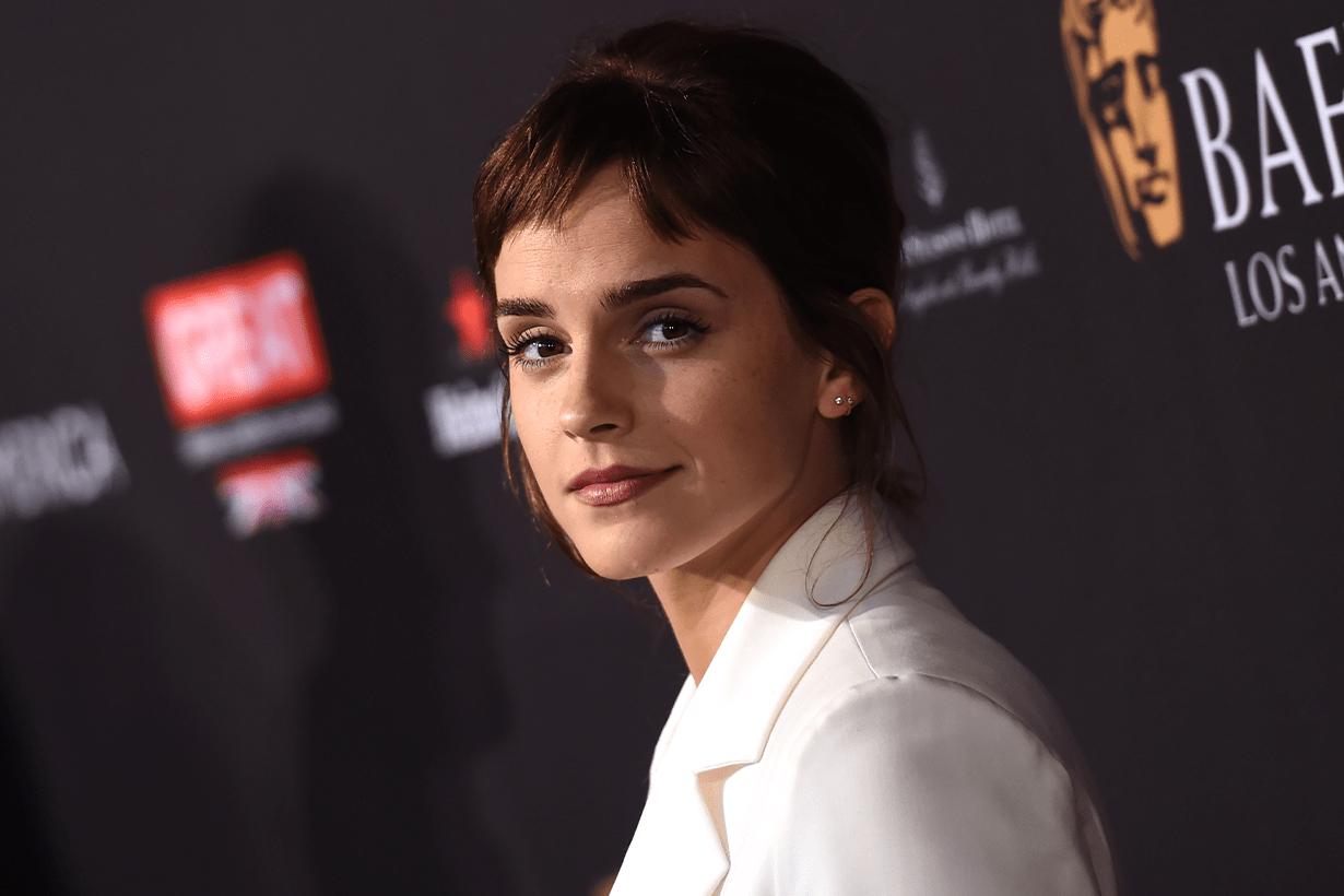 Image of 趕上日本潮流!Emma Watson 剪了眉上瀏海,粉絲反應:跟她不太相襯⋯⋯