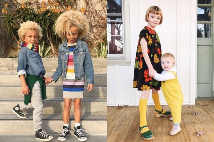大人們也要比下去!追看幼齡時尚新星的 Instagram 才是正經事