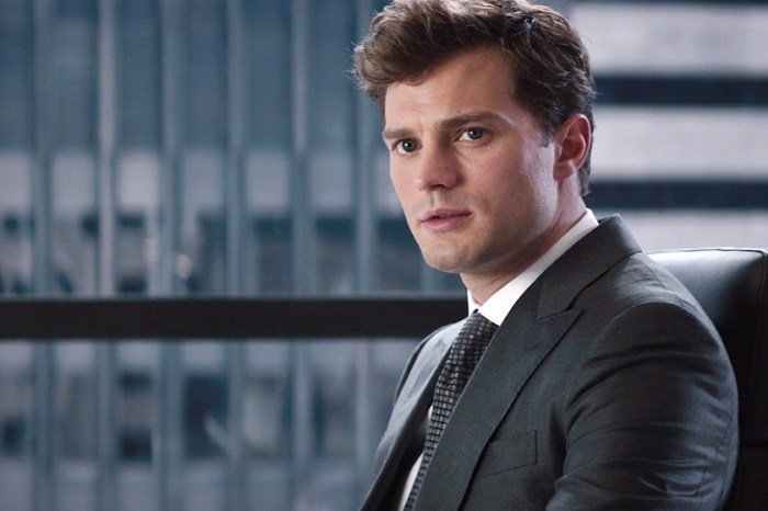 《Fifty Shades Freed》完整歌單登場!想聽男主角 Jamie Dornan 性感的歌聲嗎?