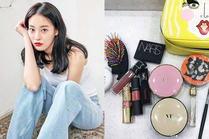 是「GD 的緋聞女友」也是「門面擔當」!李周妍的化妝袋到底有什麼能讓她如此美?