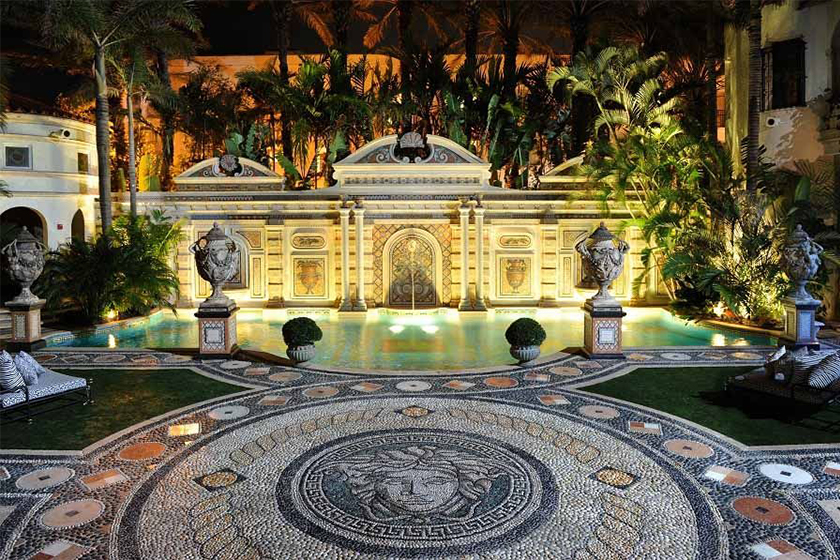 Gianni Versace 連環謀殺案後 故居成了邁阿密豪華精品酒店  The Villa Casa Casuarina