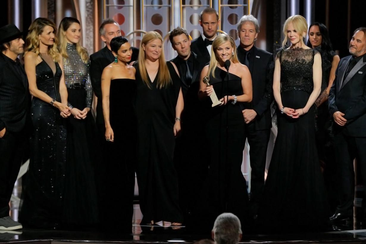 廣告牌殺人事件 和 小謊言 同為大贏家 金球獎完整得獎名單出爐