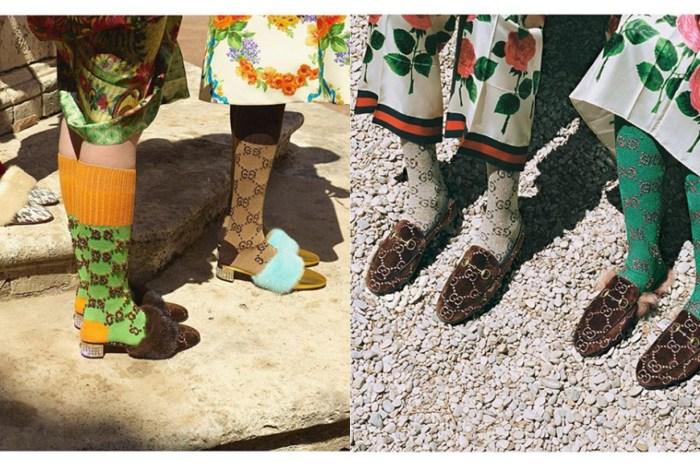Gucci 最新 It Shoes 竟然與 Birkenstock 有幾分相似?