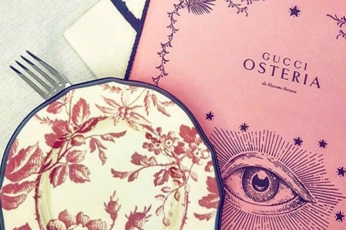 Gucci 挑戰米芝蓮?首間 Fine Dining 餐廳「 Gucci Osteria 」於佛羅倫斯開幕!