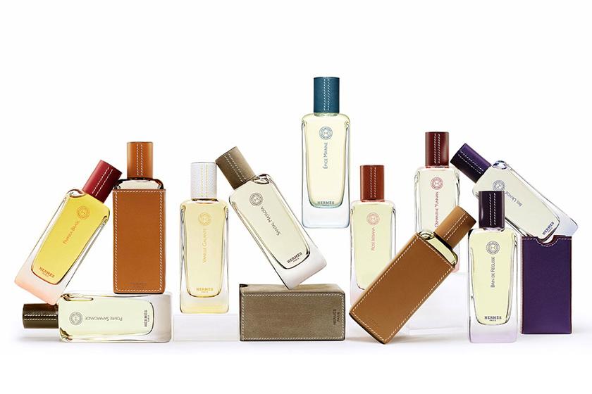 Hermès 推出中性香水系列 Hermessence