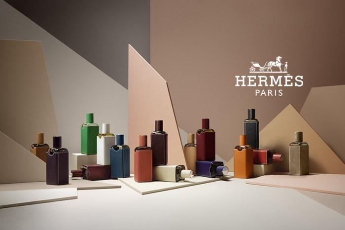 Hermès 推出中性香水系列 Hermessence ,光看包裝已滿分!