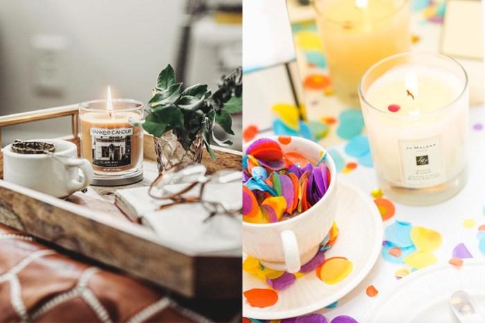以為自己懂得享受生活?原來你一直使用蠟燭的方法都是錯的!