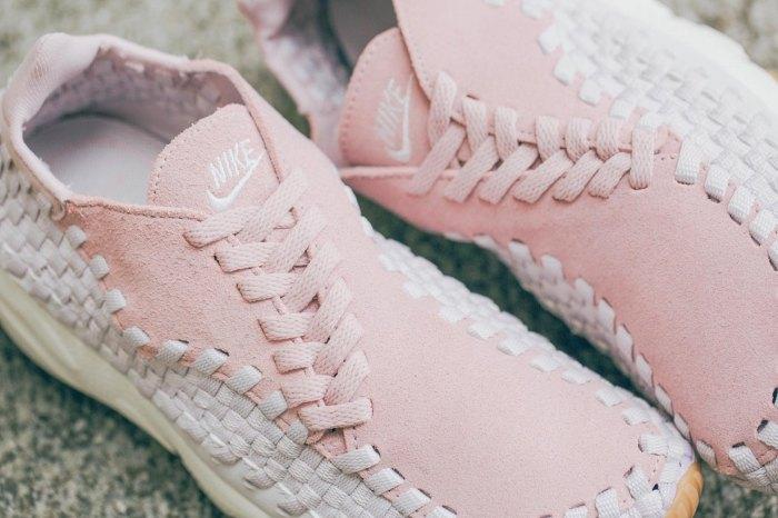 粉色風潮持續攻陷!Nike 推出限定粉紅編織波鞋「Air Footscape」