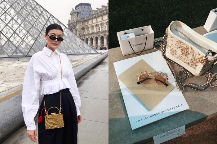 #PFW : T 台下還有這班時尚達人在 Instagram 大曬潮流包包
