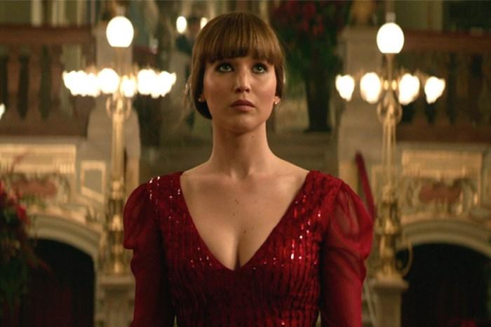以身體作武器!Jennifer Lawrence 突破性感底線新作《Red Sparrow》正式預告登場!