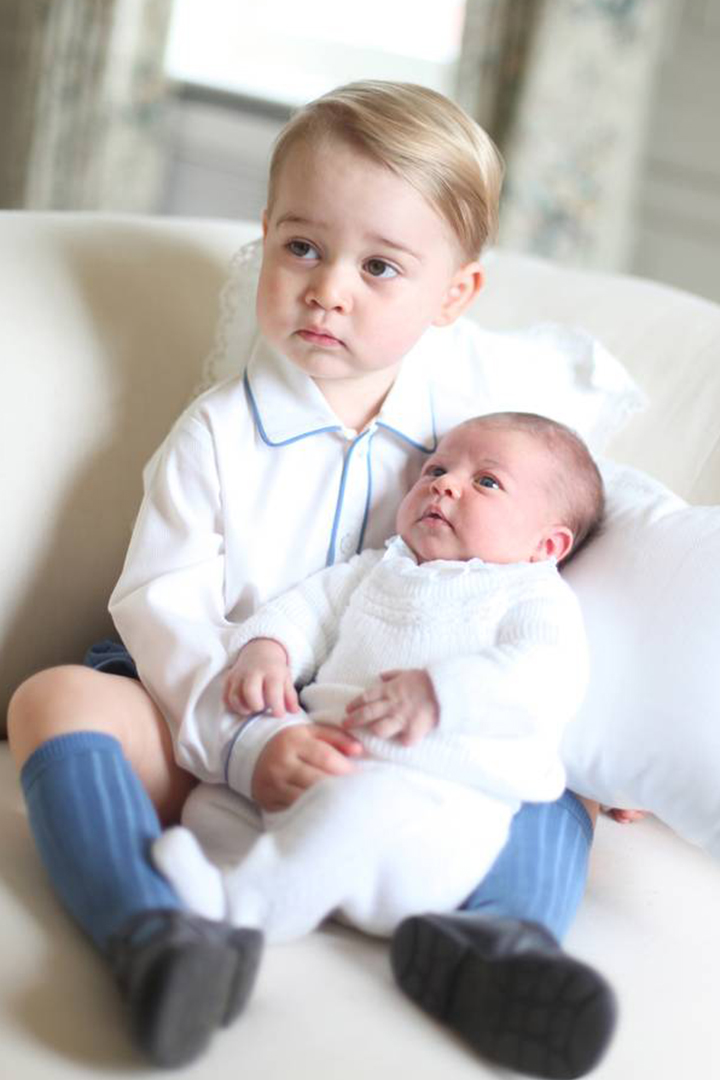 Image of 凱特皇妃生日快樂!回顧她與小王子、小公主相處的多個可愛時刻!