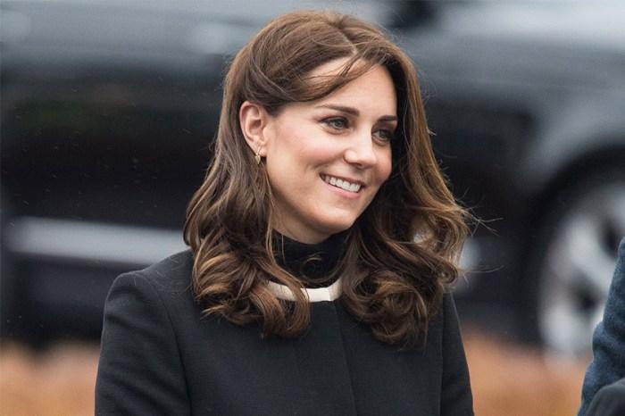 優雅氣質造型最佳代表:因為凱特皇妃,Chanel 包包都要買酒紅色的!