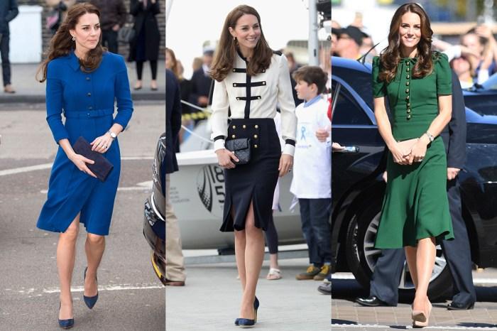 凱特王妃 「 Clutch 不離手 」原來背後大有理由!