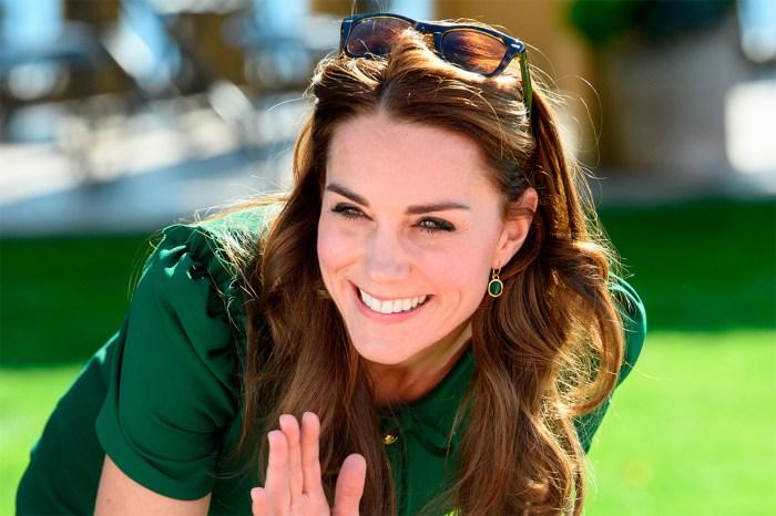 人美心更美!原來凱特皇妃把長髮剪掉,背後是因著這個窩心的原因…