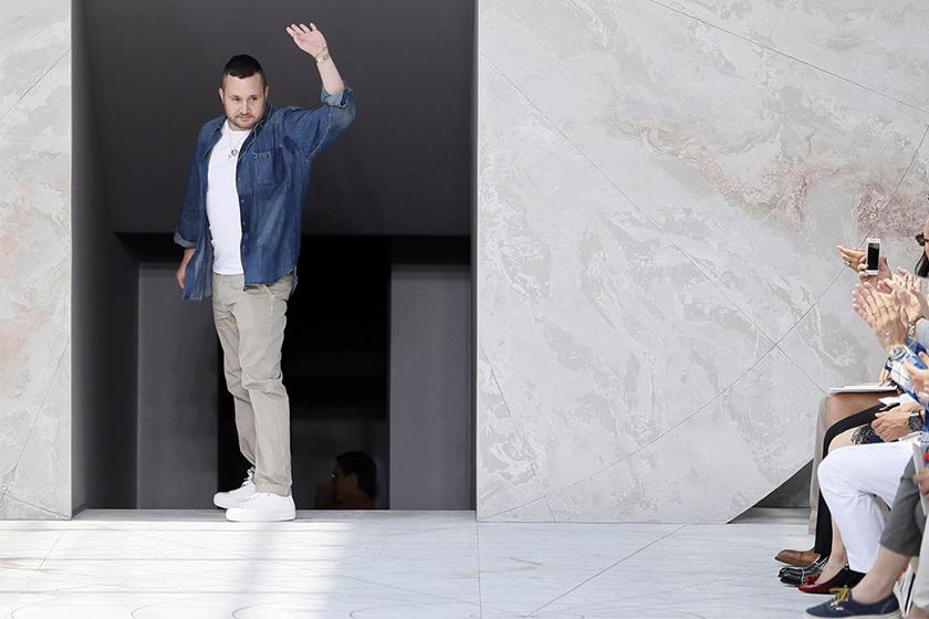 Kim Jones 即將離任Louis Vuitton 男裝創意總監一職