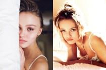 向名模媽媽致敬!Lily Rose Depp 最新半裸寫真,完全是 Vanessa Paradis 的倒模!