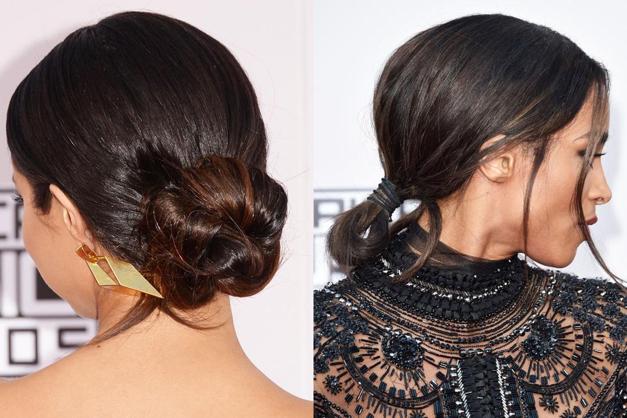 低髮髻不只有 Messy Bun 一種  這些特色綁法都是不能不學的變奏版
