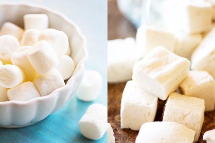 #週末廚房:治癒系甜點!一起來動手製作鬆鬆軟軟的棉花糖吧!