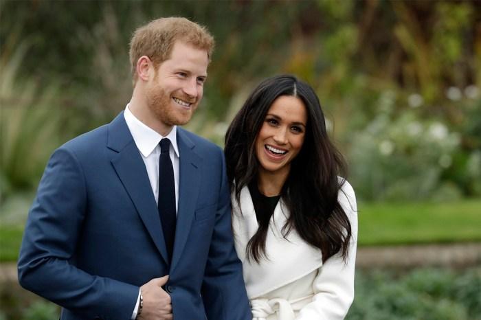 哈利王子和準王妃 Meghan Markle 的愛情故事即將被拍成電影!