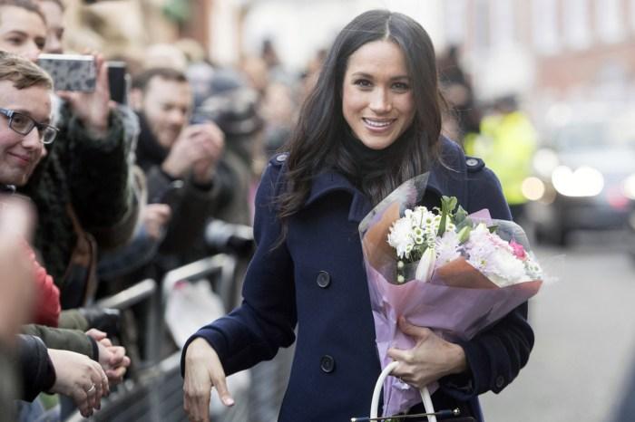 誓要成為最破格的王妃!Meghan Markle 決定將在自己的婚禮上再次打破皇室傳統!