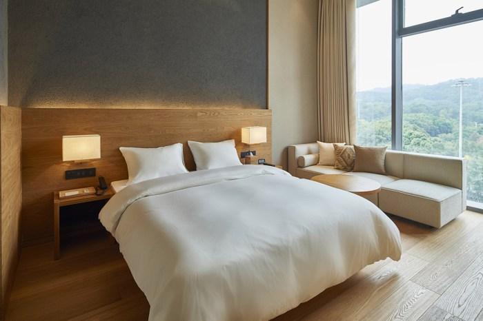 深圳 Muji 酒店終於開放預訂,一千元以下有交易!