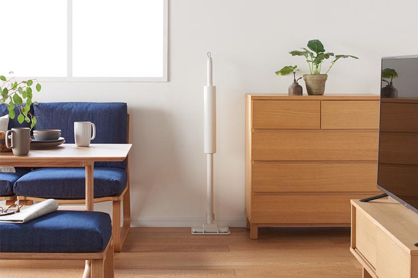 Muji 推出的新一代無線吸塵機 功能比你想像中強大