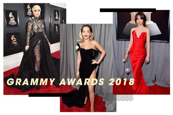 令人目不瑕給!盤點 Grammy Awards 10 個最美的紅地毯穿搭