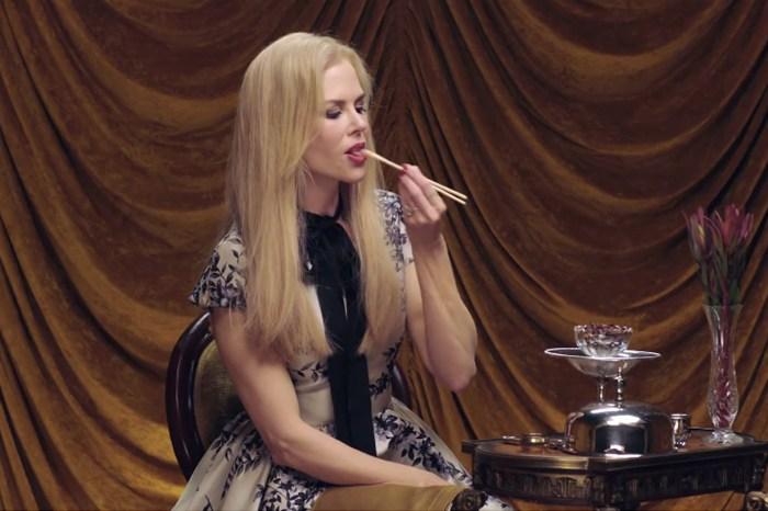 Nicole Kidman 秘密才藝竟是吃蟲?一口接一口直呼超美味!