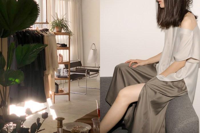 為極簡控打造了夢幻空間!來台北一定要走訪的時裝概念店「#nude」