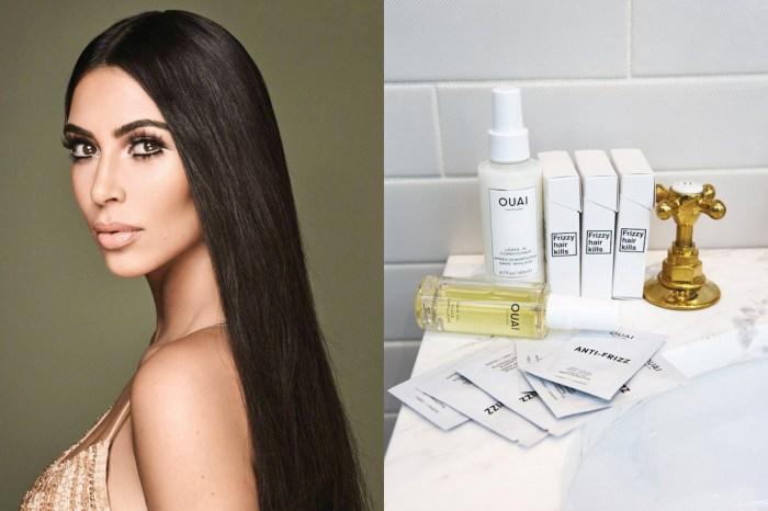 用這些「面油紙」抹在頭髮上,就是 Kim Kardashian 最愛的護髮方法?!