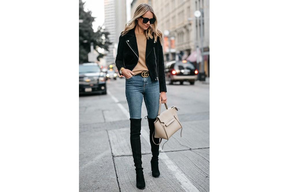 skinny jeans 配上 3 款鞋子才會更 skinny
