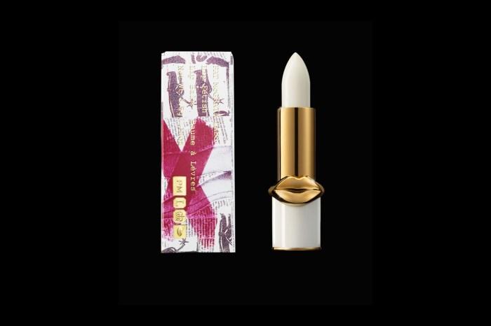Pat McGrath 最新推出的潤唇膏不但外形時尚,知道了它的功能更是讓你愛不釋手!